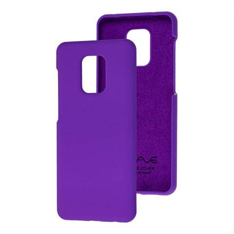 Чехол для Xiaomi Redmi Note 9S / 9 Pro / 9 Pro Max Wave Colorful-Ultra Violet