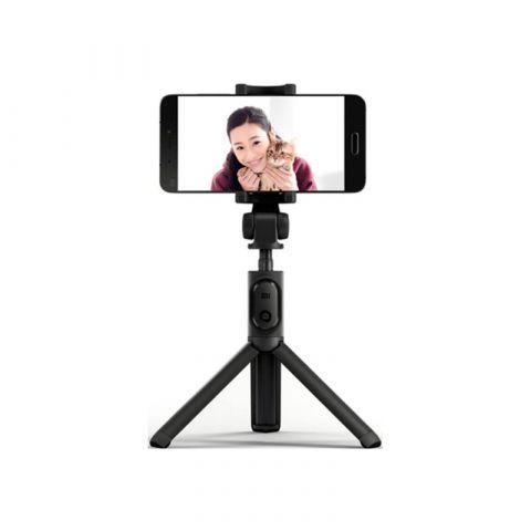Беспроводной монопод для селфи Xiaomi Selfie Stick Tripod Black FBA4053CN с Bluetooth