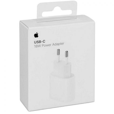 Зарядное устройство Apple iPhone 12|12 Pro|12 Pro Max 18W USB-C Power Adapter with box