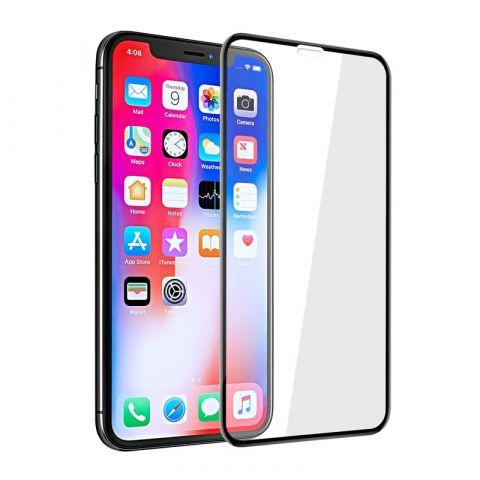 Защитное 3D/5D стекло iPhone X/XS Black