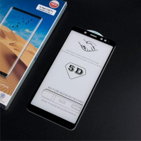 Защитное стекло 5D Xiaomi Redmi Note 5/5 Pro Full Glue