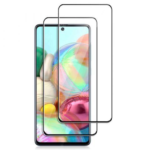 5D Защитное стекло для Samsung Galaxy A71 (A715) Full Glue