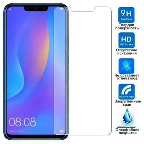 Защитное стекло Huawei P Smart Plus (Прозрачное 2.5D 9H)
