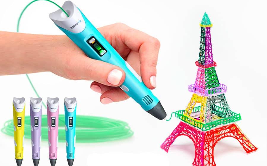 ≡ Лучшая 3D ручка 2020 года: Топ 10 рейтинг популярных 3д ручек -  sotos.com.ua