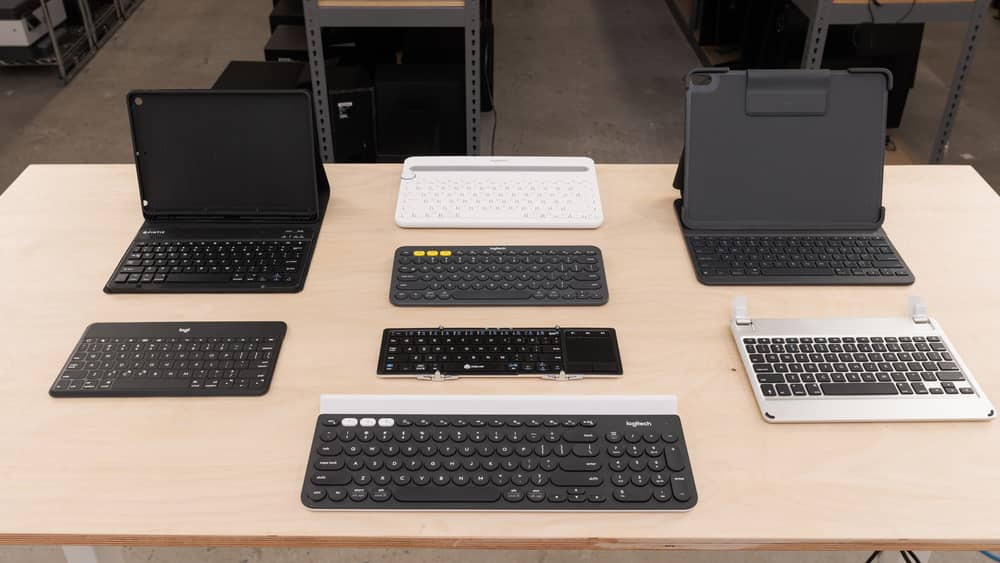 Лучшие клавиатуры для iPad Pro 2021: Топ 10 рейтинг чехлов-клавиатур на Айпад Про