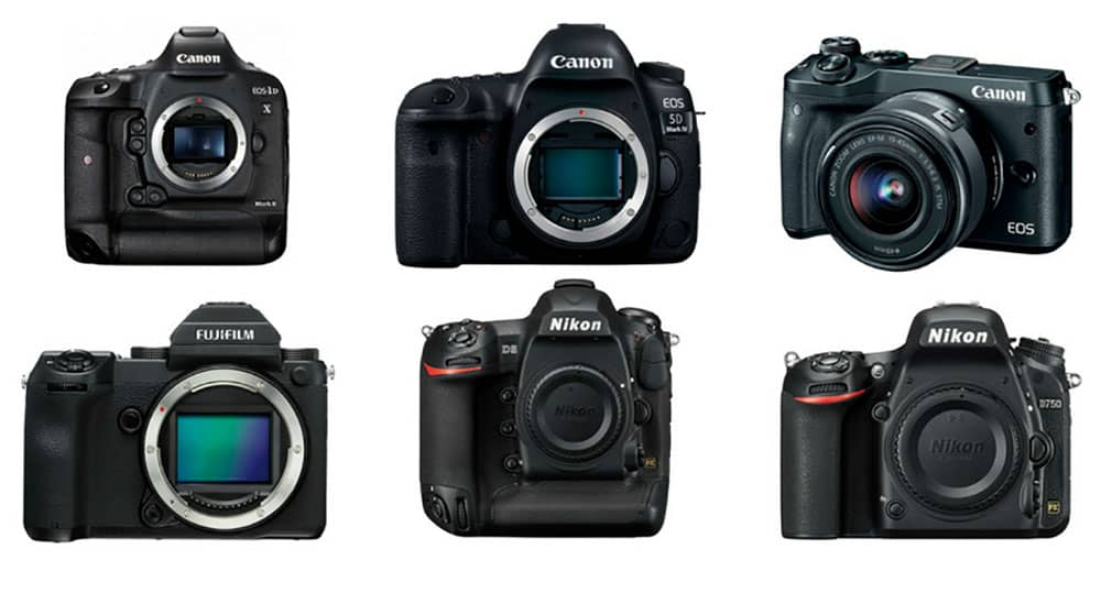 Лучшие профессиональные фотоаппараты 2021: Топ 9 рейтинг лучших фотоаппаратов для профессионалов