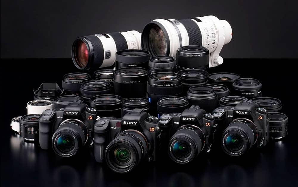 Лучшие профессиональные фотоаппараты 2020: Топ 9 рейтинг компактных и бюджетных