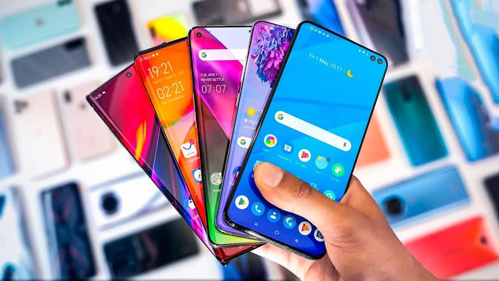 Лучшие смартфоны 2021: Топ 10 рейтинг смартфонов 2021 в Украине