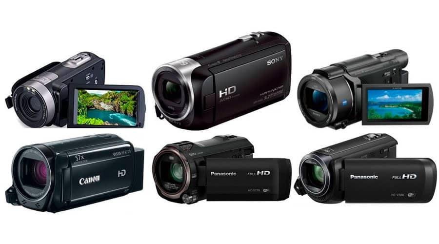 Лучшая видеокамера 2020 года: Топ 7 рейтинг видеокамер для блогера