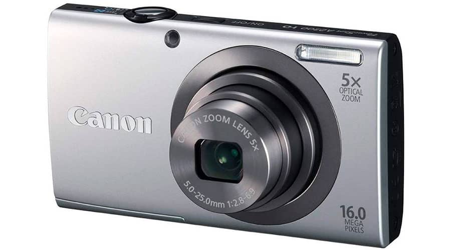 Камера для ютуб Canon PowerShot A2300 фото