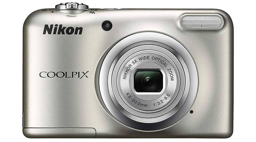 Камера для ютуб Nikon CoolPix A10 фото