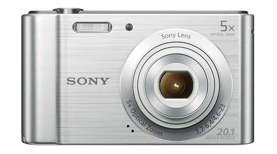 Камера для ютуб Sony DSCW800 фото