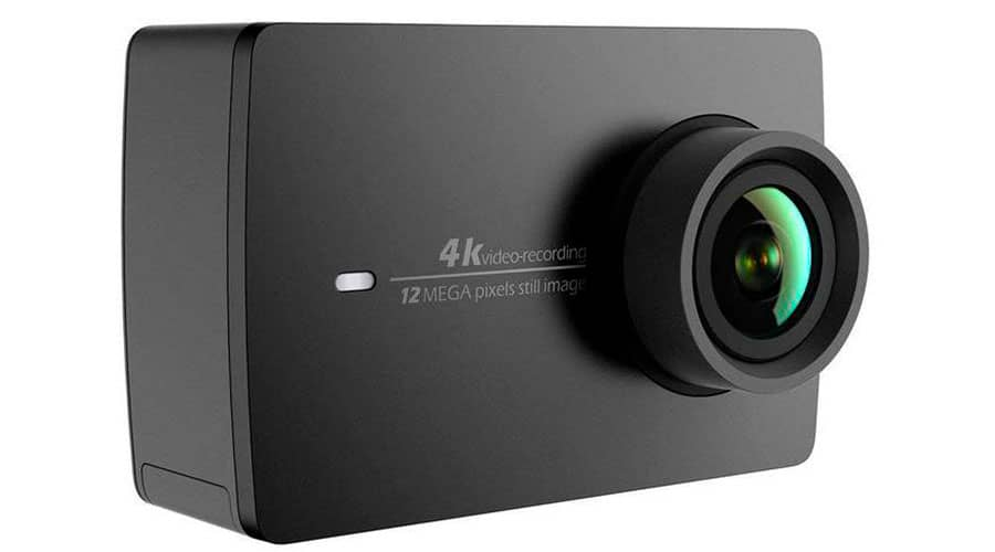 Камера для ютуб YI 4K фото