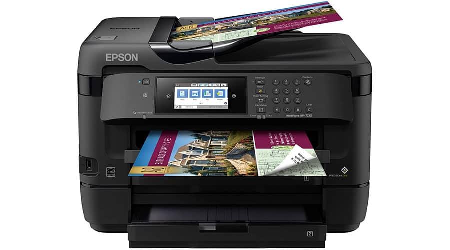 Epson WorkForce WF-7720 фото