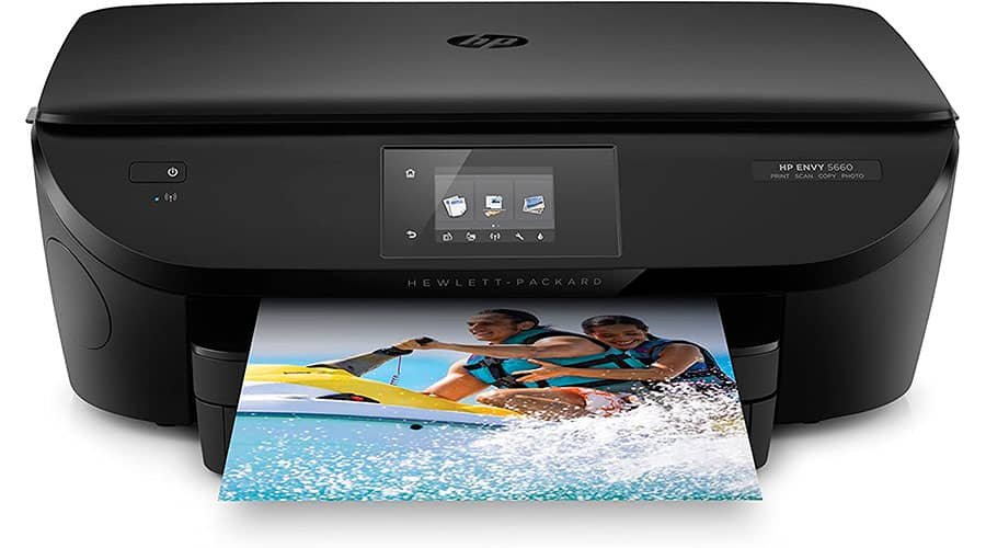 HP Envy 5660 Wireless All-in-One фото