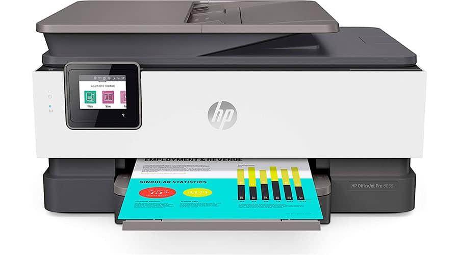 HP OfficeJet Pro 8035 фото