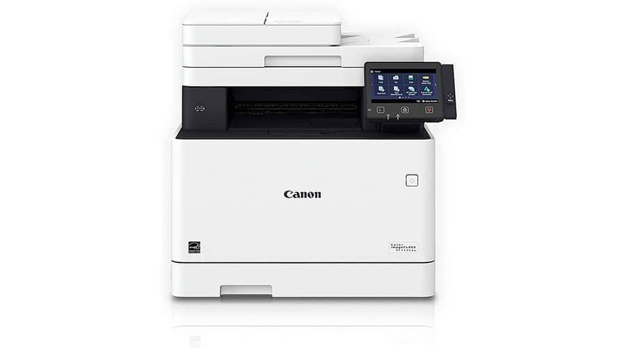 Canon Color ImageClass MF743CDW фото