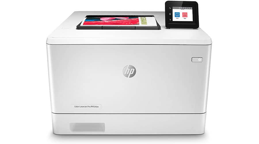 HP Color LaserJet Pro M454DW фото
