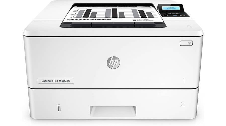 HP LaserJet Pro M402n фото