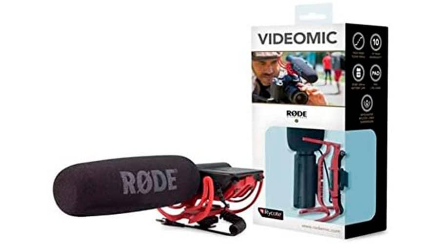Rode VideoMic фото