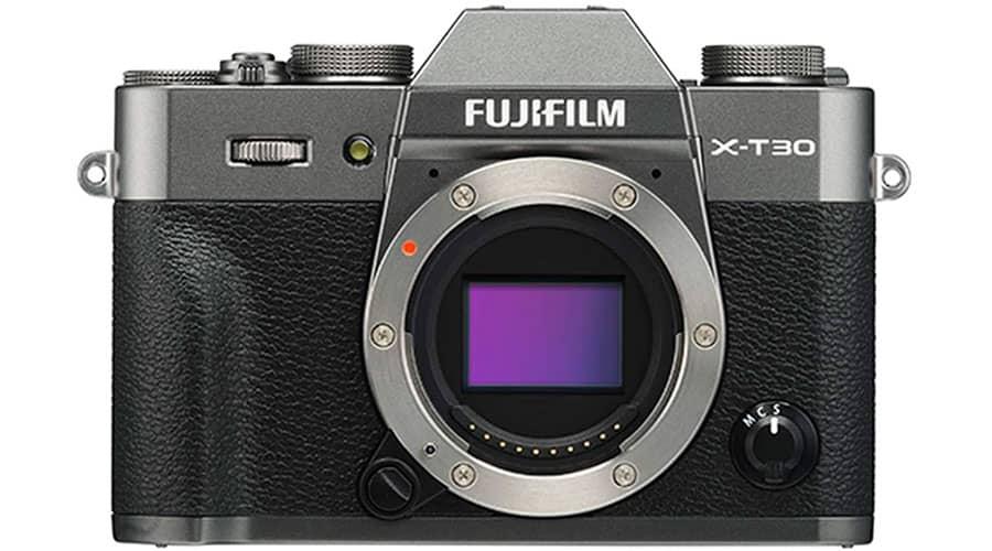 Fujifilm X-T30 фото