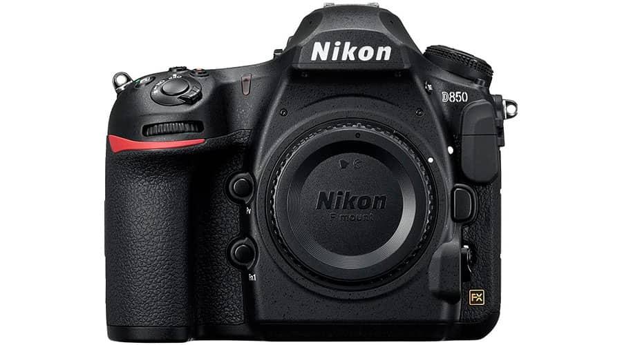 Nikon D850 фото