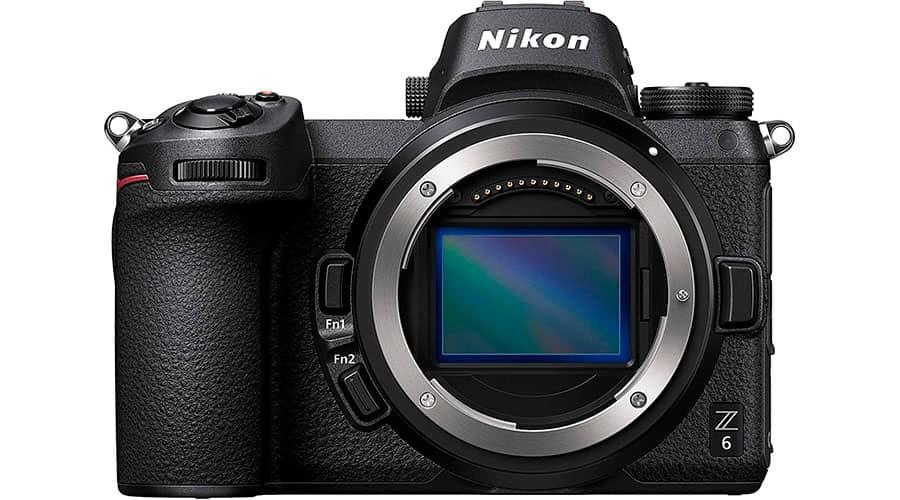 Nikon Z6 фото