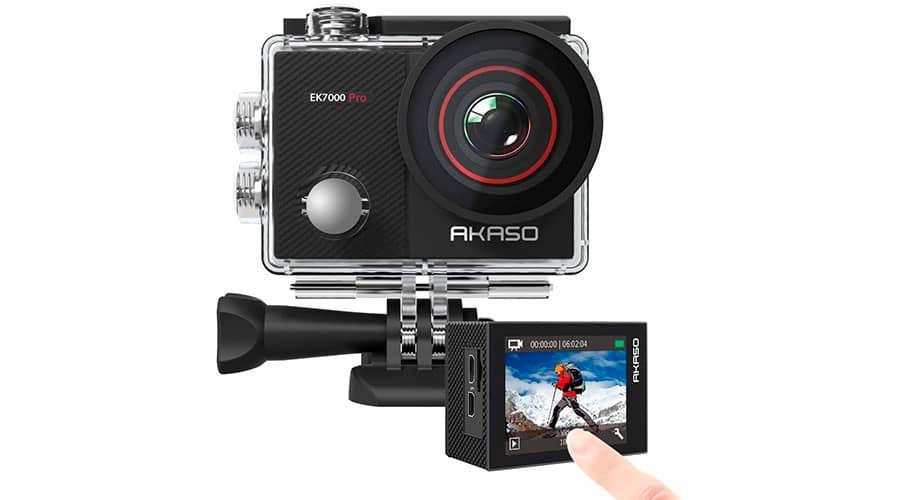 AKASO EK7000 Pro 4K фото