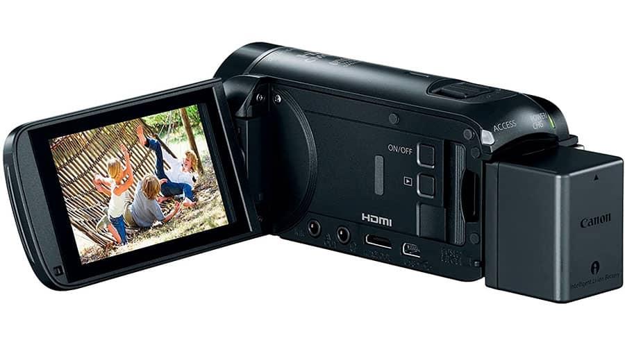 Canon VIXIA HF R800 фото