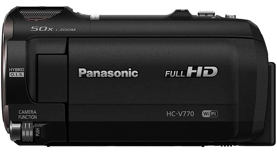 Panasonic HC-V770 фото