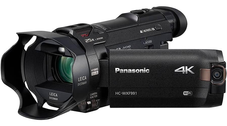 Panasonic HC-WXF991K 4K Ultra HD с Wi-Fi фото