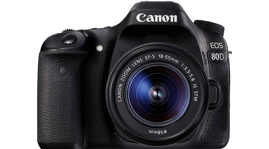 Canon EOS 80D фото