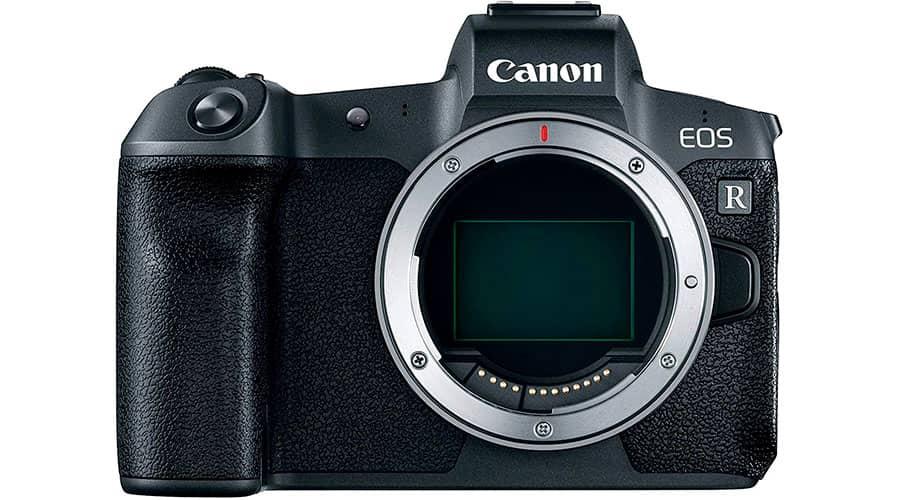 Canon EOS R фото