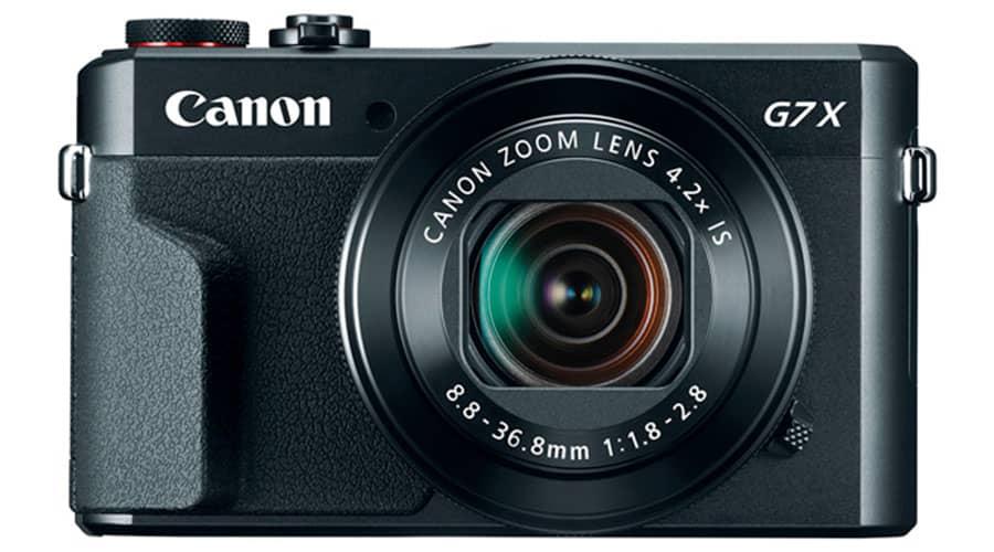 Canon PowerShot G7 X Mark II фото