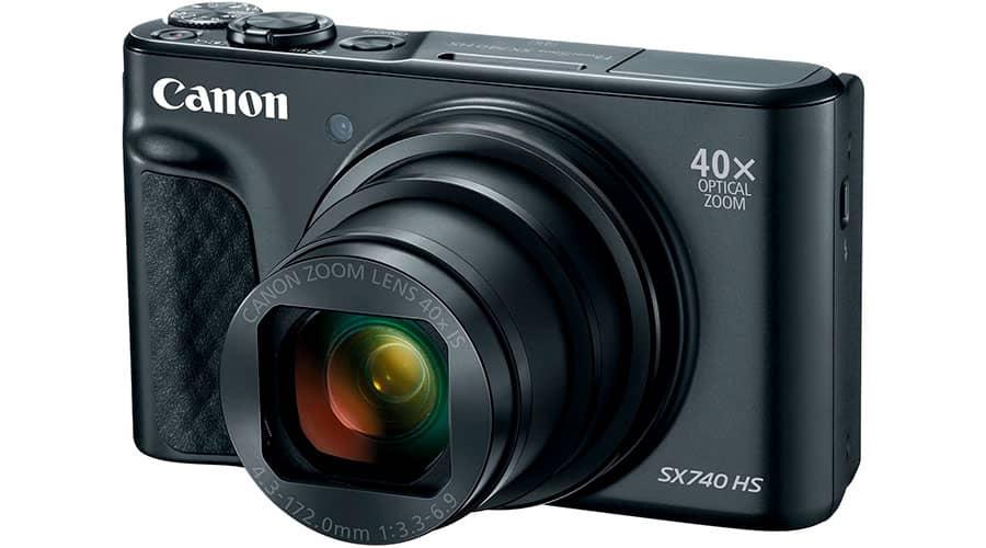 Canon PowerShot SX740 HS фото