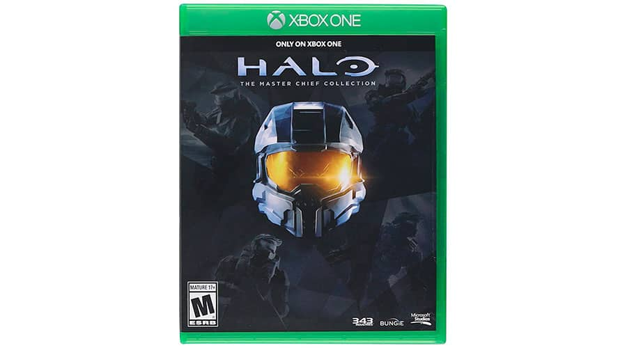 Игра для Xbox One X 343 Industries Halo: Master Chief Collection фото