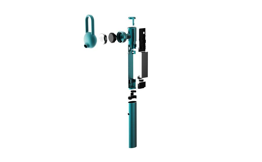 Bluetooth гарнитура Remax RB-T17 фото 3