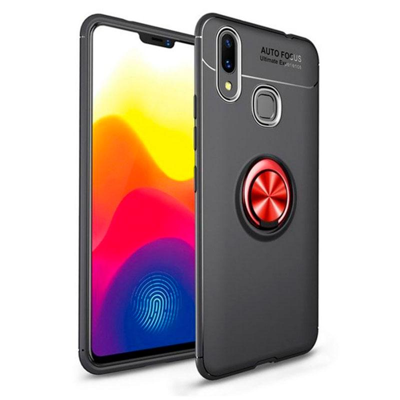 Чехол на Huawei P Smart 2019 Deen ColorRing с кольцом фото 1