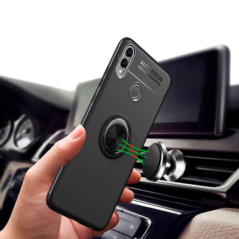 Чехол на Huawei P Smart 2019 Deen ColorRing с кольцом фото 5