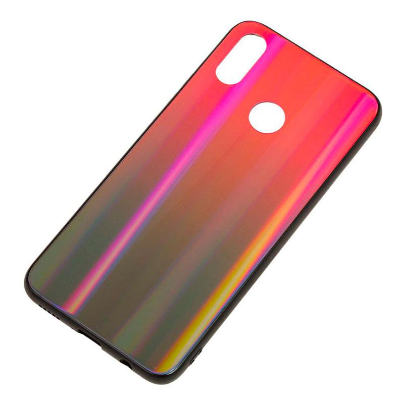 Чехол на Huawei P Smart Plus Gradient Glass фото