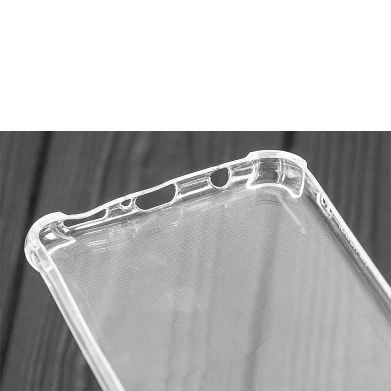 Противоударный силиконовый чехол на Huawei P Smart 2019 WXD фото