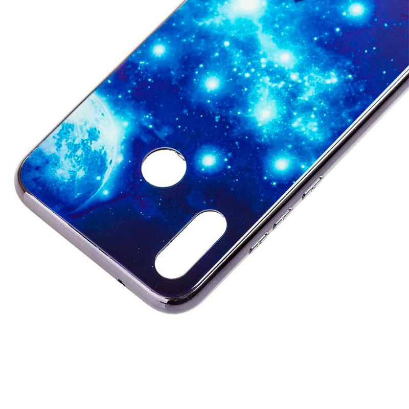 Чехол на Huawei P20 Lite Fantasy с рисунком (лунная ночь) фото