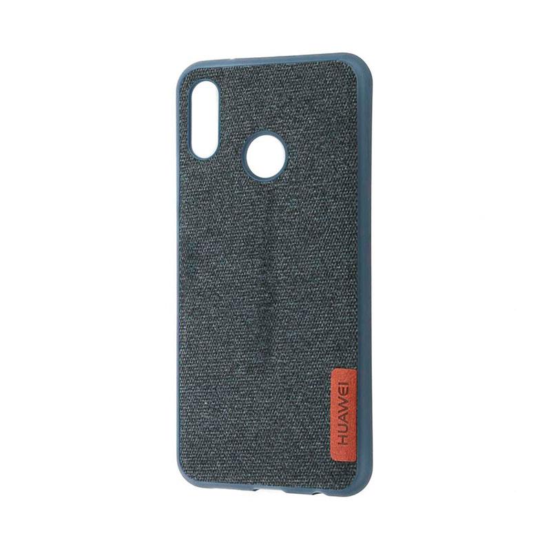 Чехол на Huawei P20 Lite Label Case Textile фото 1
