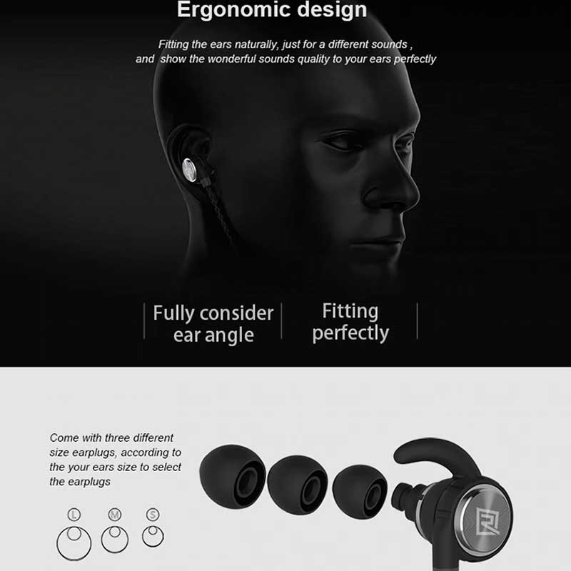 Наушники Bluetooth Remax RB-S10 фото 5