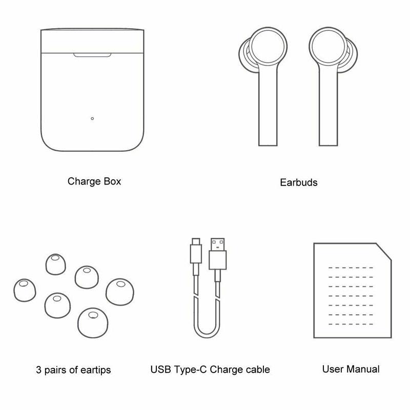 Комплект Xiaomi AirDots Pro фото