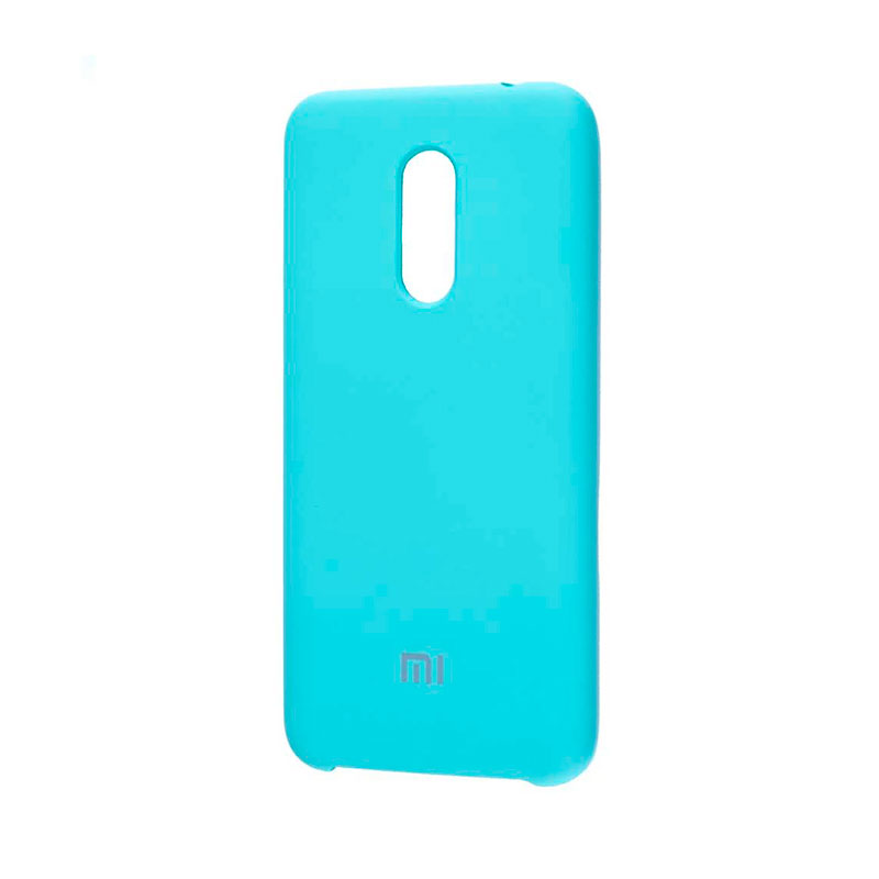 Чехол на Xiaomi Redmi 5 Plus Soft Touch Silicone Cover фото 1