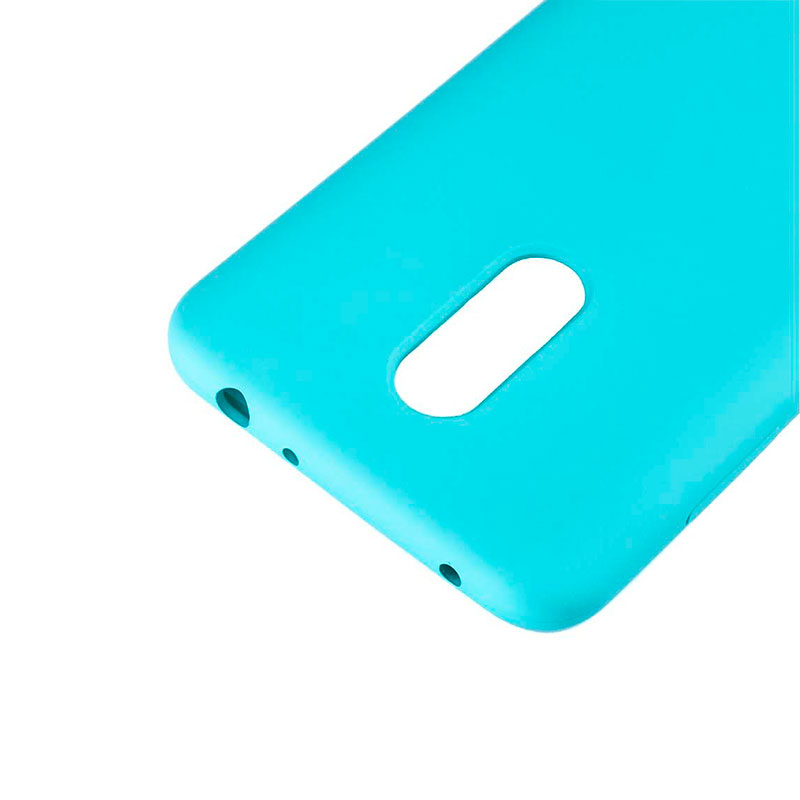 Чехол на Xiaomi Redmi 5 Plus Soft Touch Silicone Cover фото 2