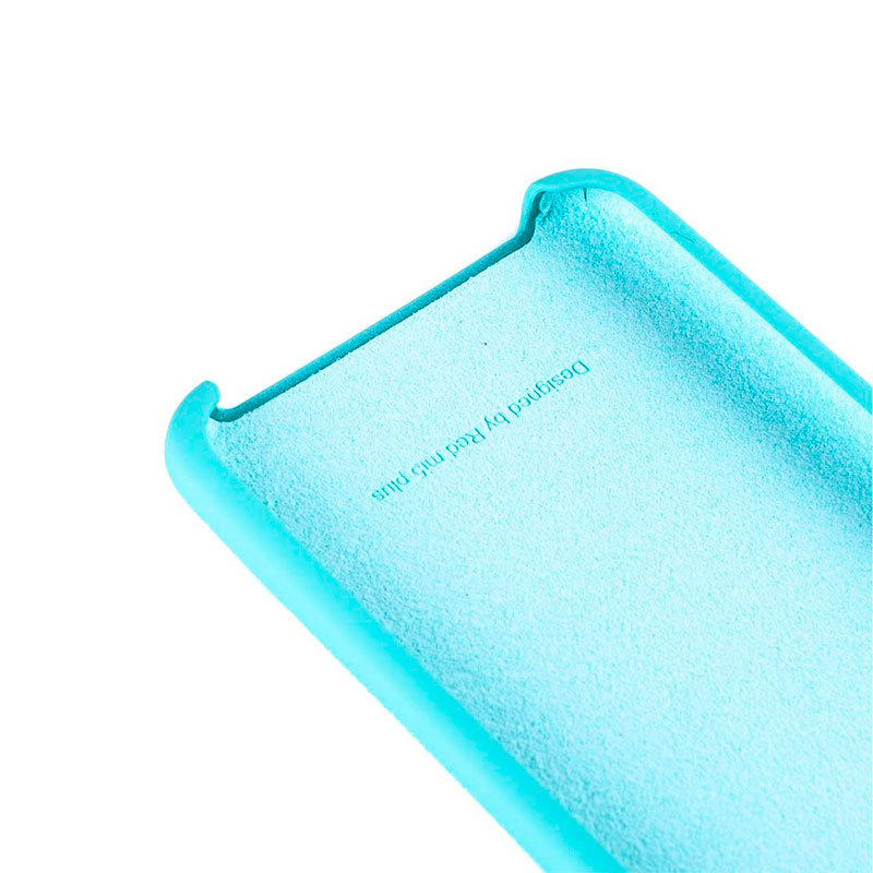 Чехол на Xiaomi Redmi 5 Plus Soft Touch Silicone Cover фото 3