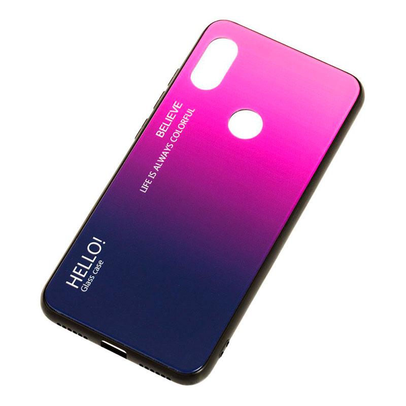 Чехол на Xiaomi Redmi Note 5 / Note 5 Pro Hello Glass фото