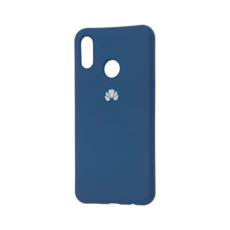 Чехол на Huawei P Smart Plus Soft Touch Silicone Full фото 3